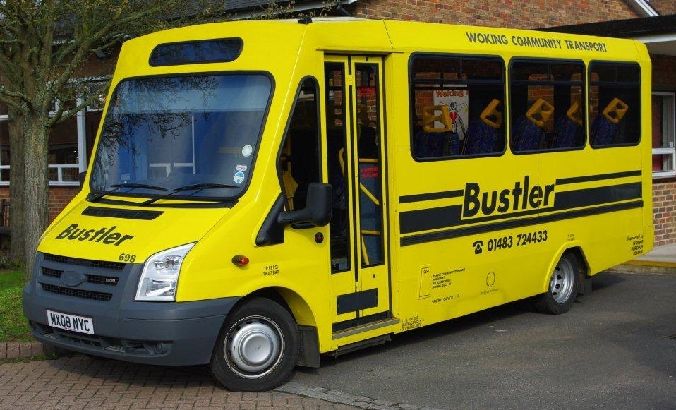 Woking bustler bus image