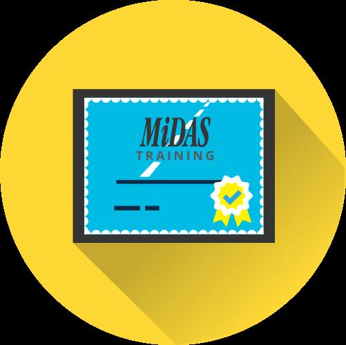 MiDAS training at Woking Bustler