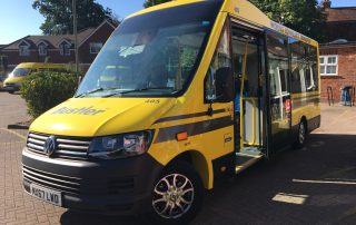 Image of WCT Bustler 2018 bus