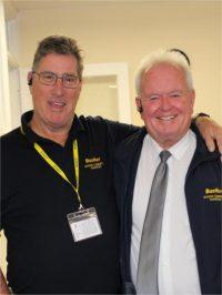 Bob and Roger both drivers at WokingBustler image