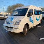 Image of ther new WokingBustler electric vehicle