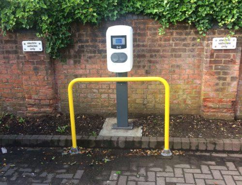 Woking Community Transport Goes Electric